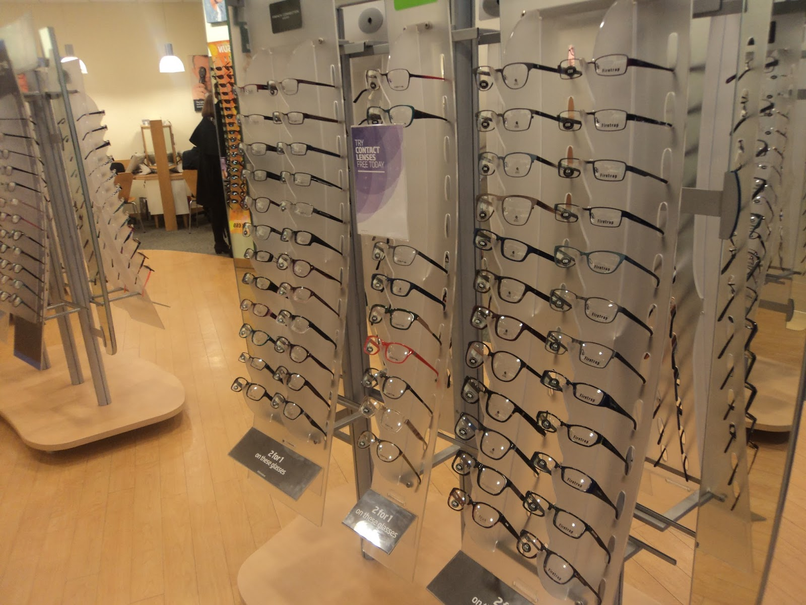 A Visit to Specsavers in Leeds|