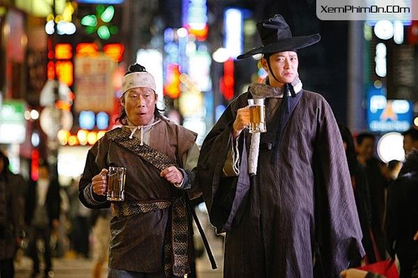 Tiểu Quái Jeon Woochi, Woochi