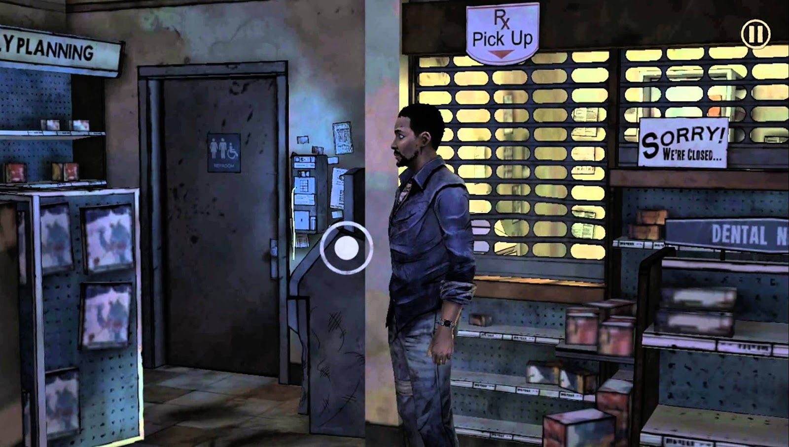 the walking dead season 1 apk + all episodes free