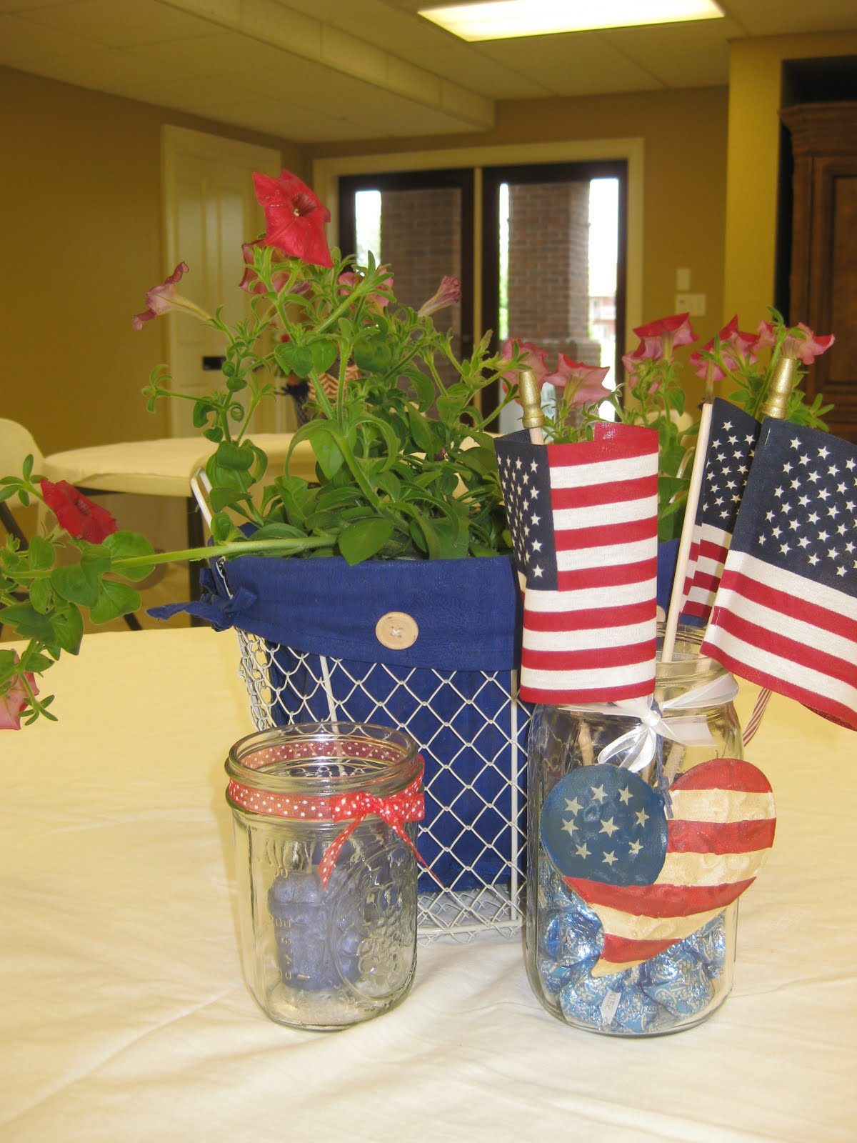 It is a Wonderful Life!: Retirement Party!/Fourth of July Decor