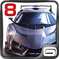 Asphalt 8: Airborne HD APK for Android smartphones & tablets
