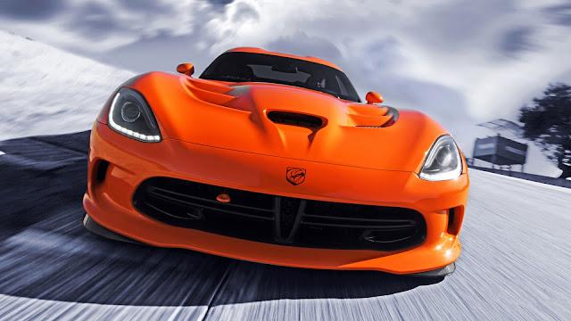 2014 Dodge SRT Viper HD Wallpaper