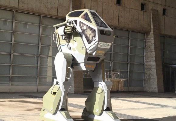 Robot Landwalker Japan