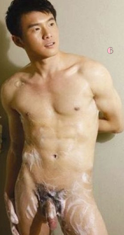 art male Chinese nude