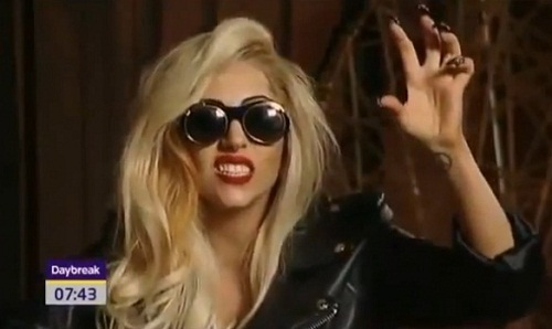 lady gaga judas video clip. Lady Gaga talks #39;Judas#39; video