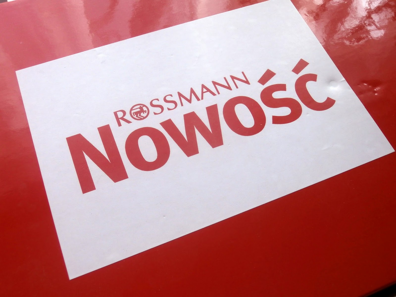 Program Nowości Rossmann.