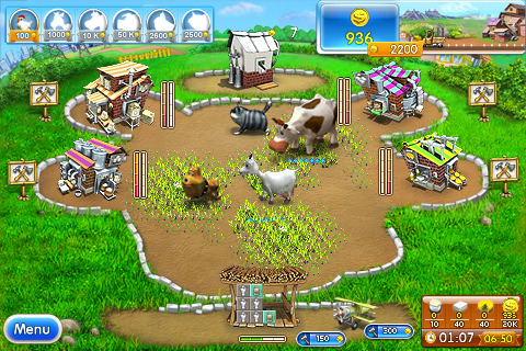 Play Farm Frenzy Pizza Party > Online Games | Big Fish
