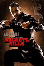 Machete Kills poster.