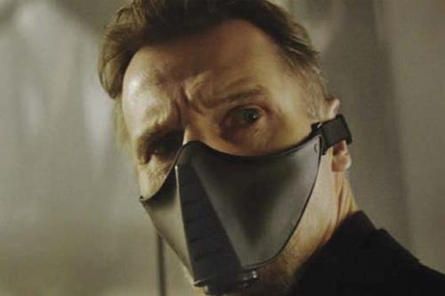 TDKR Ra's al Ghul Mask