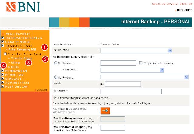 MENU%2BBARU%2BBANK%2BBNI Panduan Online Banking