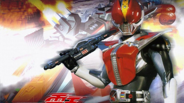 Hình ảnh phim Kamen Rider Den O
