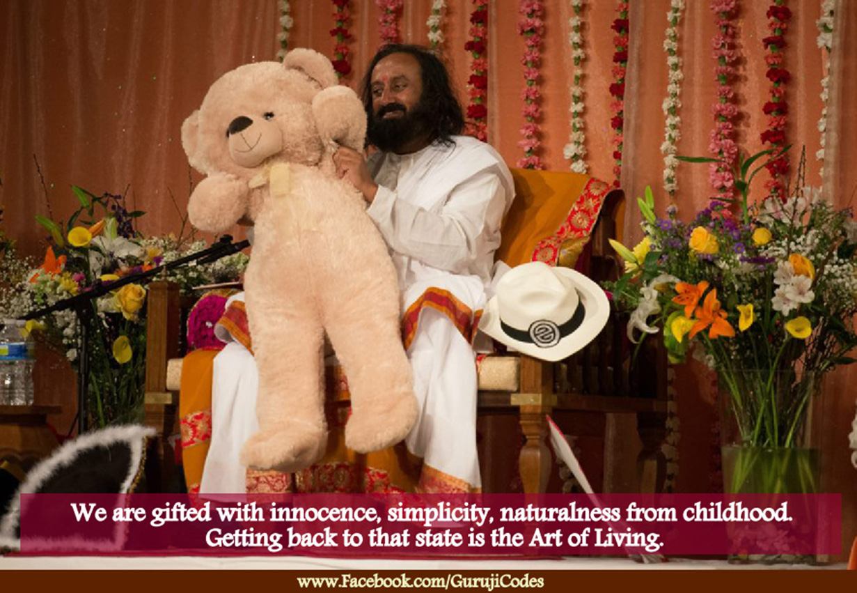 Art of Living | Guruji Codes