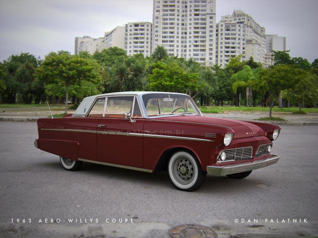 1963 Aero-Willys hardtop