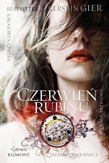 Kerstin Gier. Czerwień Rubinu.