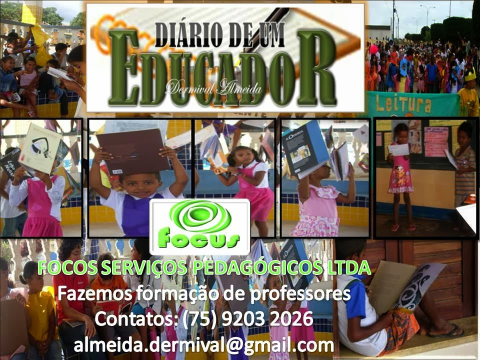 DIÁRIO DE UM EDUCADOR