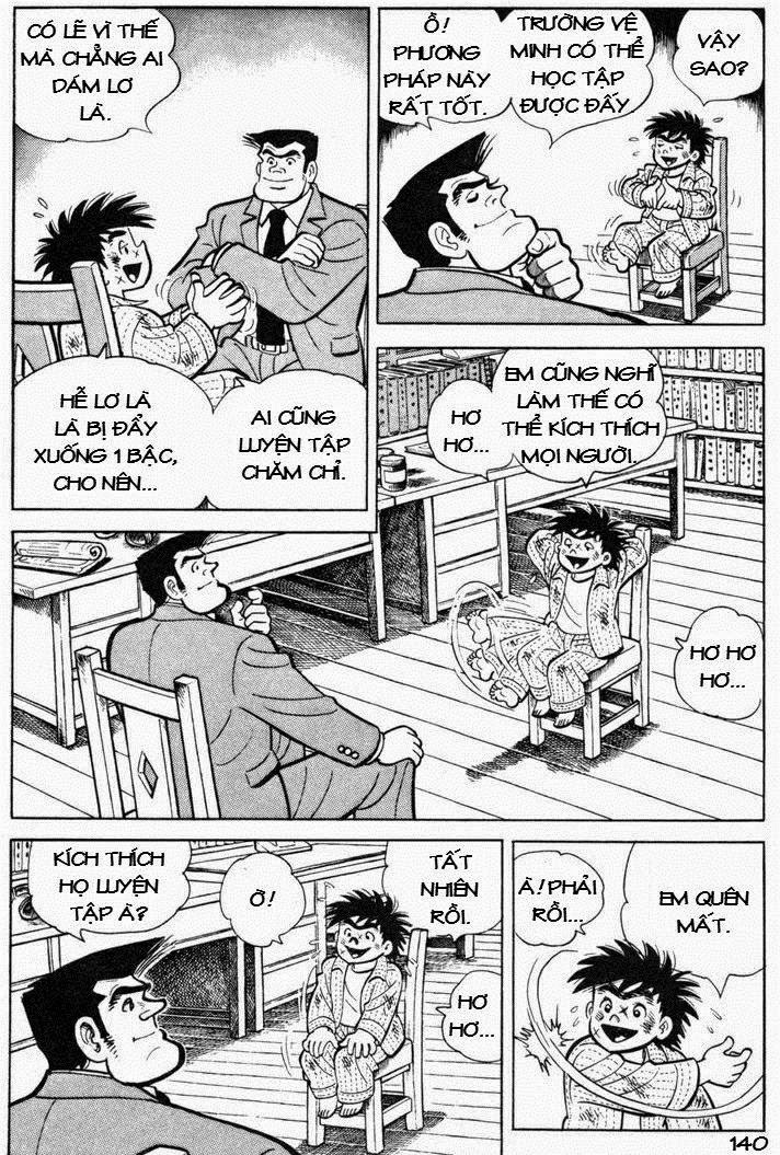 Siêu quậy Teppi chap 96 - Trang 5