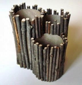 Kerajinan Tangan Dari Ranting Pohon