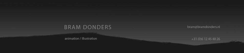 Bram Donders portfolio