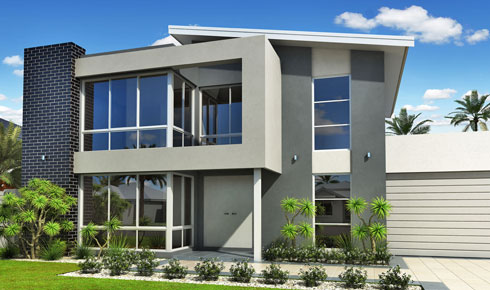 Home Elevation Designs 2012