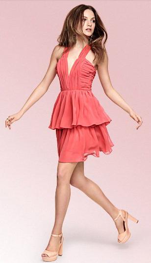 vestidos primavera verano 2011 H&M