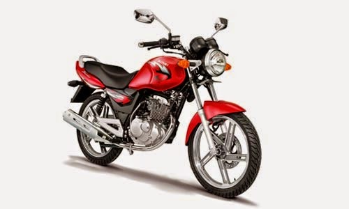 Suzuki Thunder 125 Red
