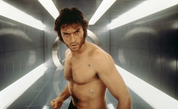 Hugh Jackman como Lobezno en X-Men (2000)