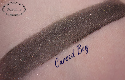 Dreamworld Cursed Boy Swatch