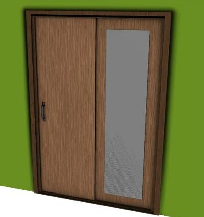 walk in door and dresser by samelo22