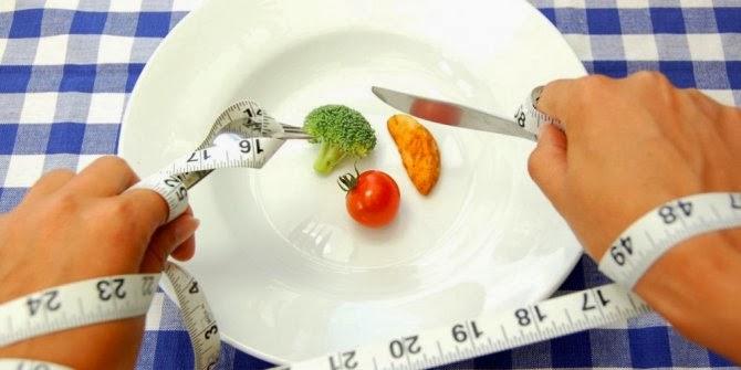 4 Tips Diet yang Sebaiknya Diabaikan