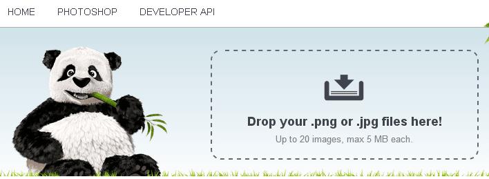 Website untuk memperkecil ukuran gambar