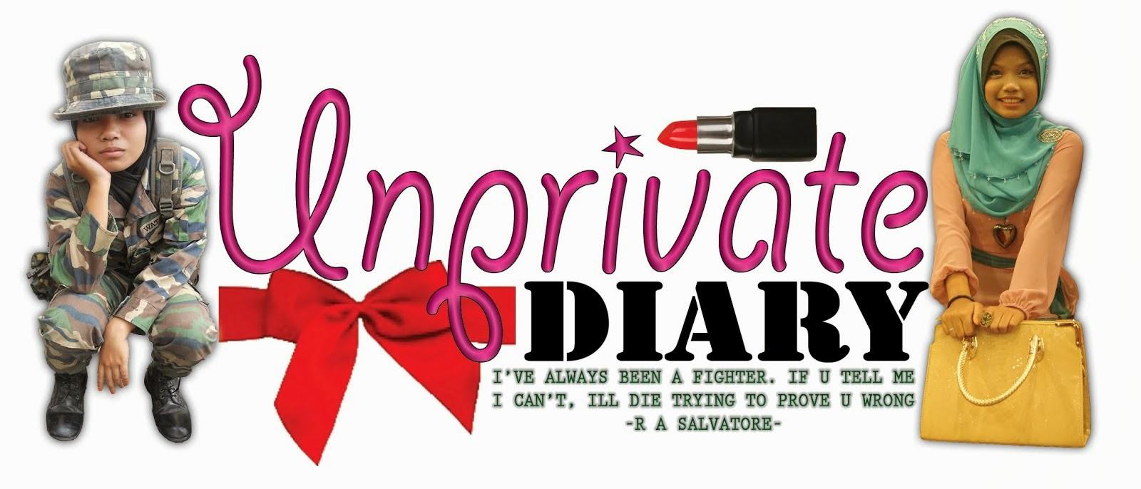 Unprivate Diary
