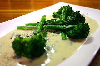 Tenderstem Broccoli with St Agur