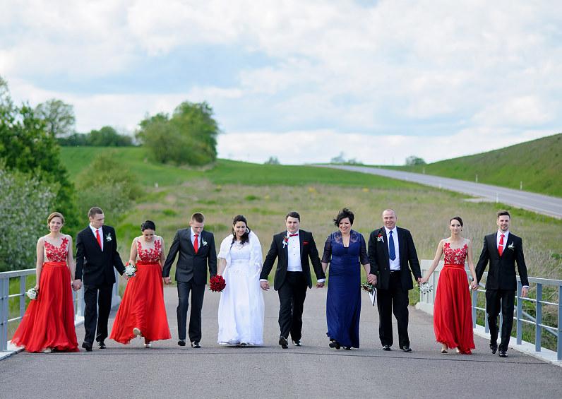 vestuvių poros