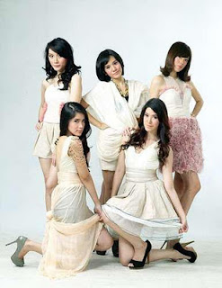 Foto Pricess Girlband Indonesia