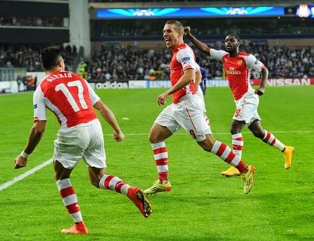 Lawan Sunderland Arsenal Fokus Meneyerang Lewat Sayap