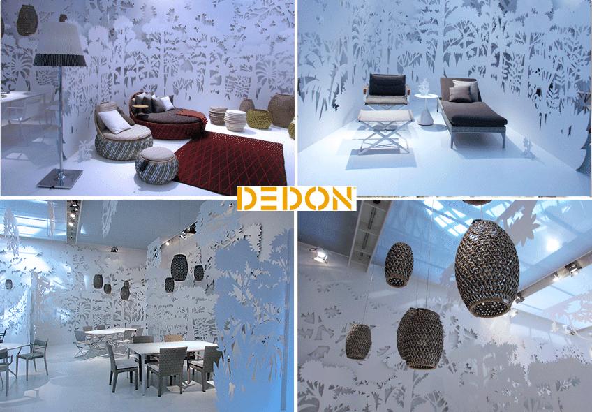 Dedon Feria de Milán 2014