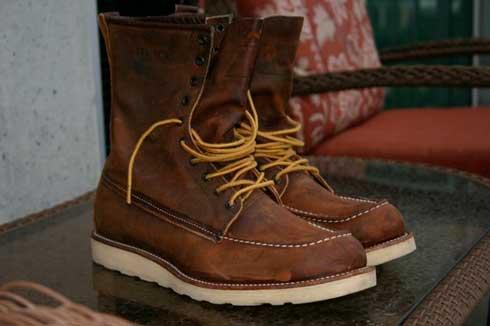 Red Wing Boots Irish Setter3