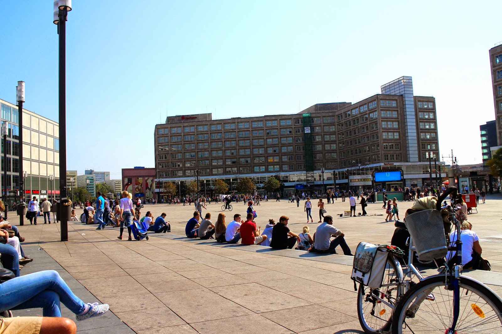 alexanderplatz, berlin, primark