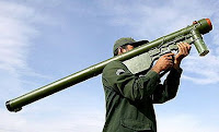 Misagh-1 Man Portable Air Defense Systems