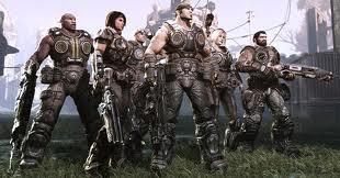 Juego Gears of War 3 Sus personajes