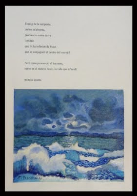 Enmig de la tempesta... (Florenci Duran)