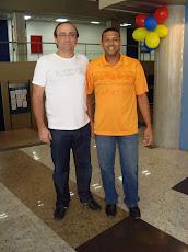 Dep. Estadual TIN GOMES e Marcelo - Presidente PHS 31 de Itapajé