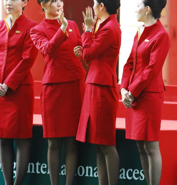 The best airline staff in the world | 美しい画像, キャセイ, フライトアテンダント