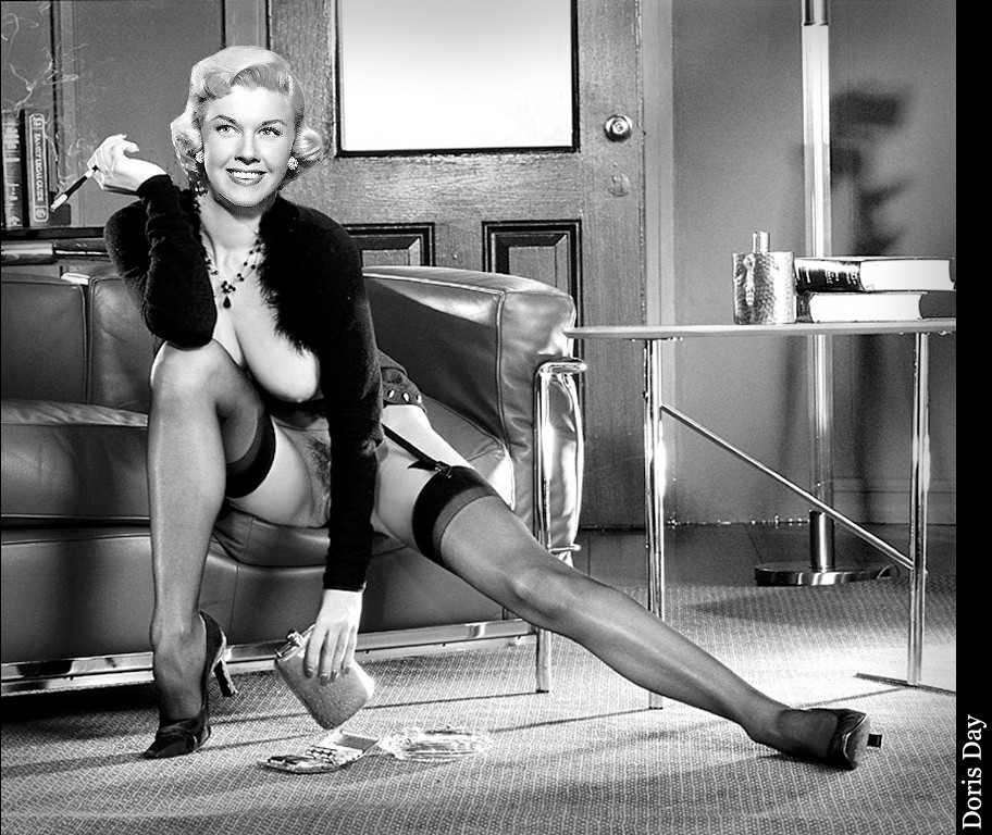 doris day nude and porn