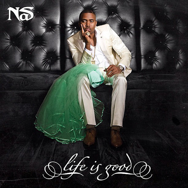 naslifeisgood1 Nas ft. Rick Ross   Accident Murderers (MP3 Stream)
