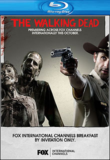 Série The Walking Dead 1ª Temporada Completa BluRay 720p Dual Áudio Capa
