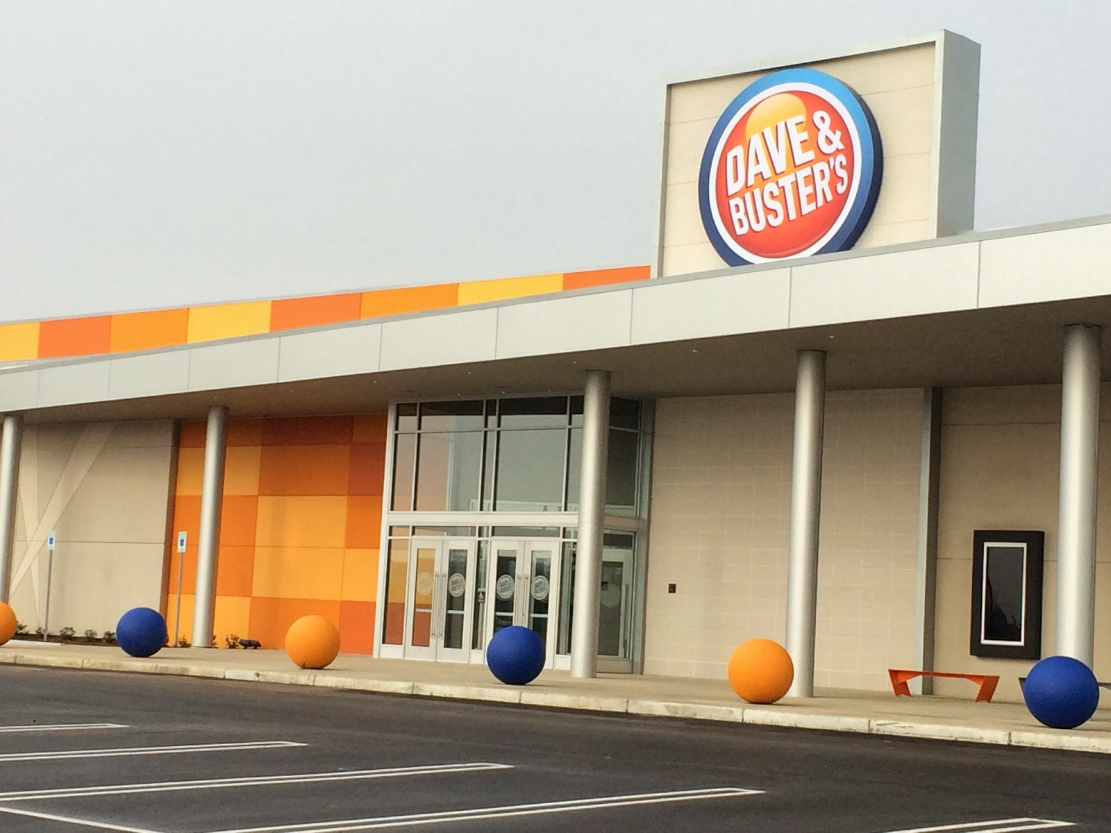 I love Dave & Busters, but this is not their best location. The service, food, games and everything are fine, but the one in Utica has a dining room and bar separate from the midway as well as 5/10().