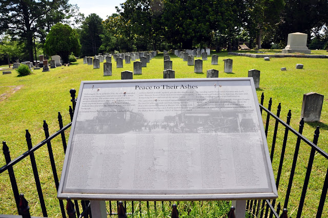 Odd Fellows Civil War Marker