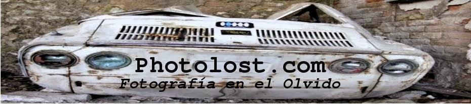 Photolost.com - Fotografía y Lugares Abandonados en el Olvido