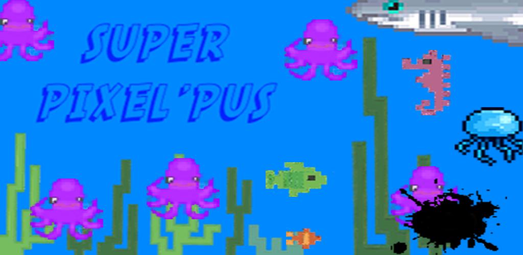 Super Pixel Pus